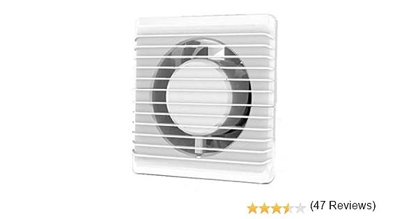 """Timer Interruttore 4/"""" Inline Estrattore Bagno Ventilatore Timer Completo Kit Ventilazione"""