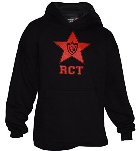 Sweat capuche RCT - Collection officielle Toulon - Taille enfant garçon