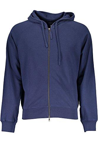 GANT 1301.276102 Sweatshirt mit dem Reißverschluss Harren blau 402 XL