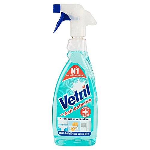 Vetril - Anti-batterico, con Azione Anti-odore - 6 pezzi da 650 ml [3900 ml]