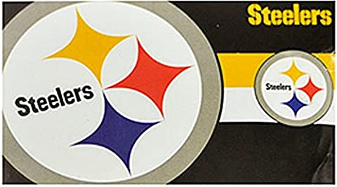 Nfl Football Pittsburgh Steelers Horizon Flag 3ft By 6ft Supporters