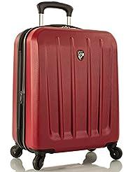 ... 50% SALE ... PREMIUM DESIGNER Hartschalen Koffer - Heys Core Delta Rot - Handgepäck