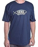 Vans Mens Believer Graphic T-Shirt