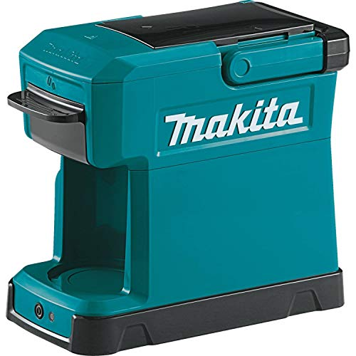 41xGQC qchL. SS500  - Makita DCM501Z Coffee Maker, 18 V, Blue