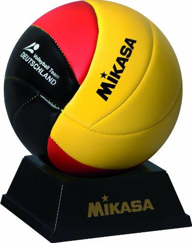 Mikasa Mini Volleyball MVA 1,5 DE Team Deutschland, schwarz-rot-gold, 1964