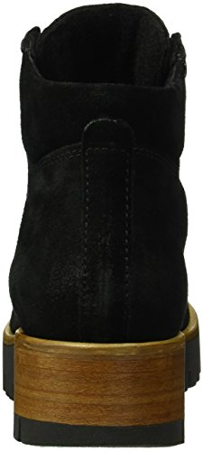 Manas Aspen, Bottes courtes avec doublure chaude femme Noir - Noir