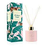 Yvonne Ellen Wax Lyrical Design New Vintage Palm Fragrance Reed Diffuser 200ml