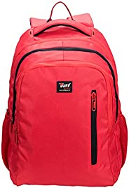 Tuff Gear Polyester 29 L Red Casual Bag