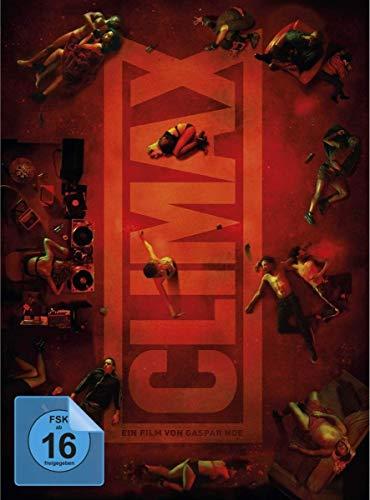 Climax - Limited Mediabook Edition (+ DVD) [Blu-ray] - Limitiert und serialisiert!
