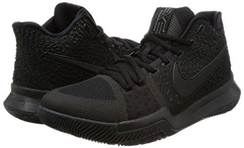 Nike Miler Ss Crew Top T-Shirt Black/Black-black