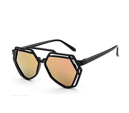 Mackur Elegante Sonnenbrille Polygon