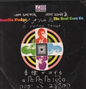 BEAT GOES ON LP (VINYL) UK ATLANTIC 1968 Vanilla Fudge Beat Goes On