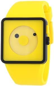 Nixon Herren-Armbanduhr Analog Silikon A116250-00