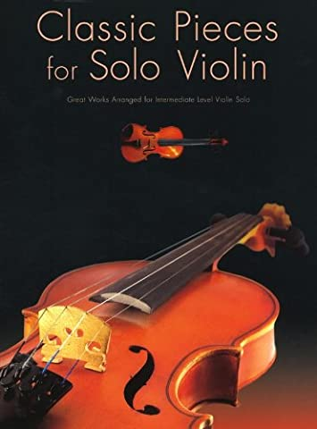 Classic Pieces For For Solo