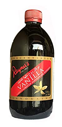 Rayners Vanila Concentrated Essence 500ml