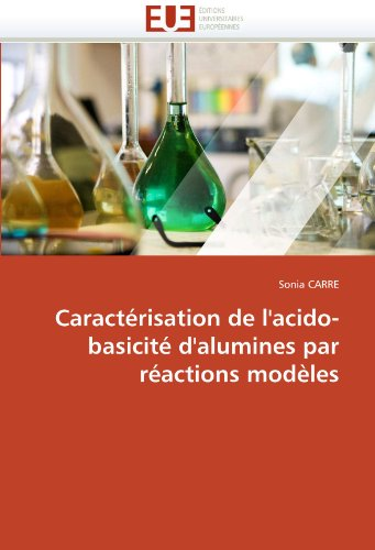 Caractérisation de l''acido-basicité d''alumines par réactions modèles par Sonia CARRE