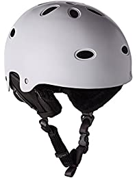 Pro Tec B2Snow Snowboard Ski Helmet–Satin White