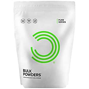 Bulk Pure L-Glutamine Powder, Apple and Lime, 500 g, Packaging May Vary