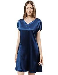 best service 0b6a2 025ae Suchergebnis auf Amazon.de für: Seide - Nachthemden ...