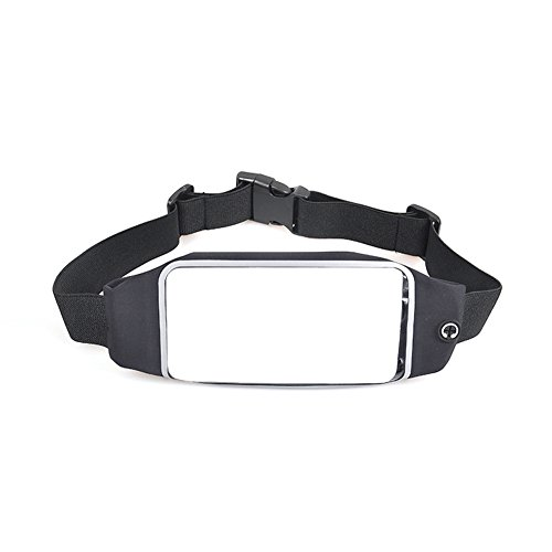 flyingsky-waterproof-touch-screen-mobile-phone-arm-bag-outdoor-waist-bag-body-sports-bag-61inch-blac