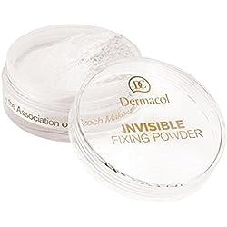 Dermacol - Polvo Fijador Invisible - Translúcido - 1 unidad