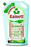 RAINETT Lessive Liquide Ecologique Bicarbonate Ecolabel