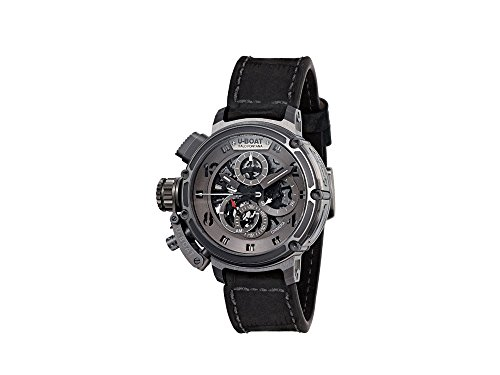 U-Boat Chimera Automatic Watch, Titanium, 46mm, Limited Edition, 8066