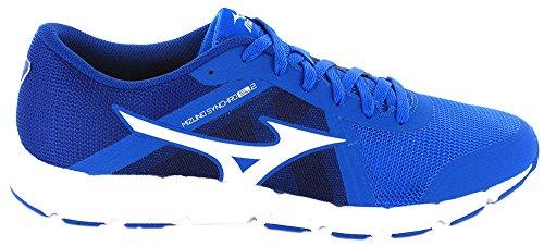 Mizuno Synchro Sl, chaussures de course homme Bleu