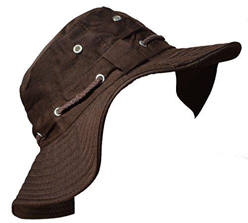 unisex-uomo-donna-ultra-stile-safari-outback-australiano-aussie-outback-cappello-brown-taglia-unica