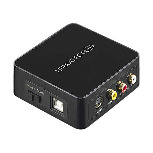TerraTec G4 - Grabador de vídeo USB 2.0