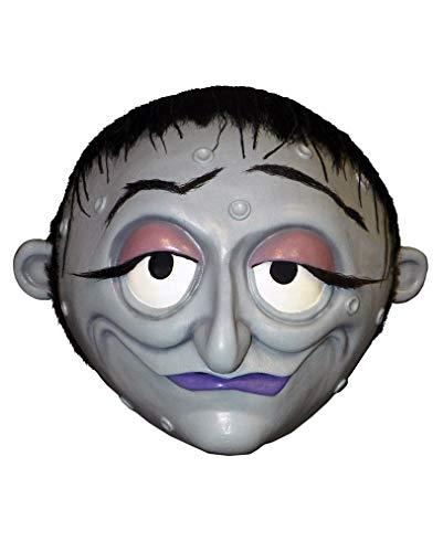 Horror-Shop Offizielle Mad Monster Party Yetch Maske (Masken Monster Mad)