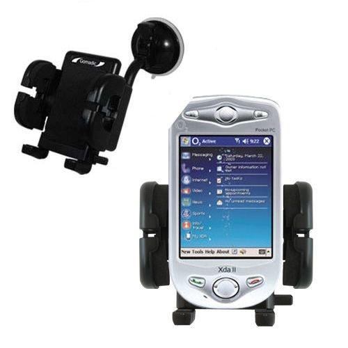 HTC Wallaby Windschutzscheibenhalterung für KFZ / Auto - Cradle-Halter mit flexibler Saughalterung für Fahrzeuge