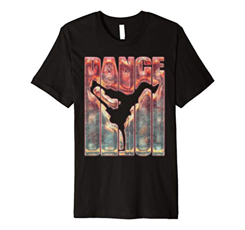 Graffiti Hip Hop Tanzshirt Breakdance B-Boy T-Shirt T-Shirt