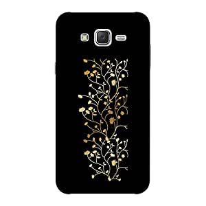 Mobile Back Cover For Samsung Galaxy J5 2015 (Printed Designer Case)