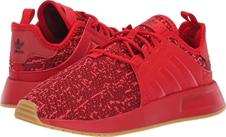adidas Originals Kids Boy's X_PLR C (Little Scarlet Kid) Scarlet (Little 10.5 M US Little Kid M ab3ce5