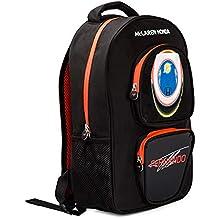 McLaren Honda - Fernando Alonso Rucksack - Talla - 43x30x47 - Color - Negro