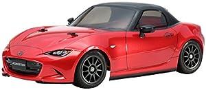 Tamiya Dickie 3000586241: 10RC Mazda MX-5M Roadster, función Modelo Edificio y Accesorios