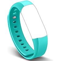 Fitness Armband Muzili Vigorun4 Fitness Tracker Wasserdicht Sport Uhr Aktivitätstracker Schrittzähler mit Herzfrequenz Monitor / Kalorien Zähler / Schlafmonitor / für iPhone und Android Smartphones