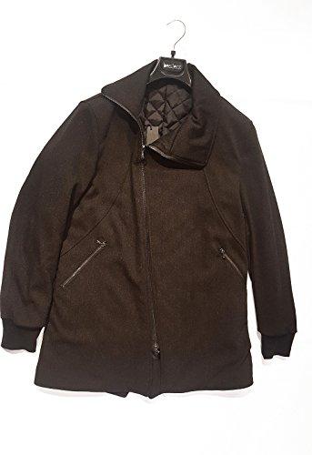 Besilent - Cappotto uomo con cerniera alta (48)