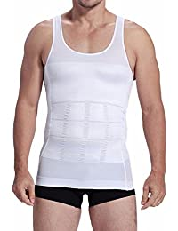 EFE Homme Maillot de coprs Débardeur Compression Gainant Musculation Sport M-XXL