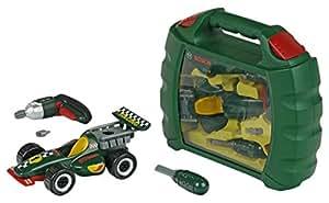 Theo Klein 8375 – BOSCH Koffer & Ixolino, Spielzeug