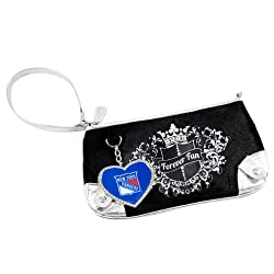 NHL New York Rangers Sport Luxe Fan Wristlet