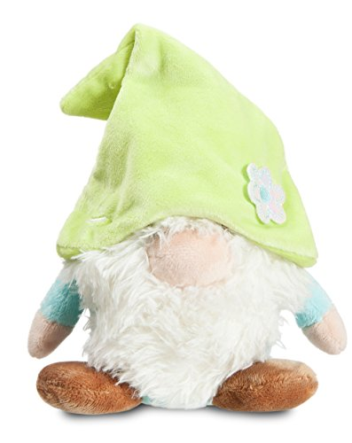 Aurora World 60775 – Dalfoodle Gnomlin Plüschtier, 7.5 Zoll