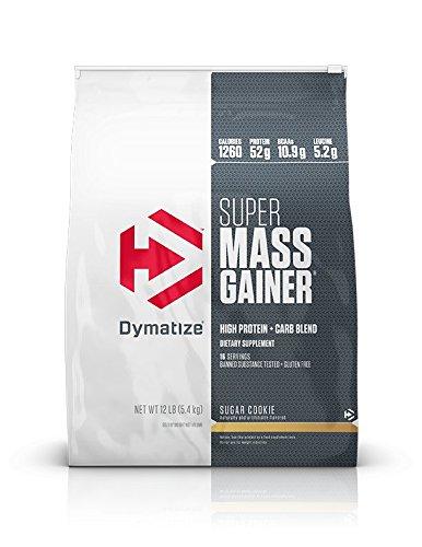 Dymatize Super Mass Gainer 12 lbs -