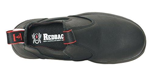 Redback Stiefelette UBBK Black