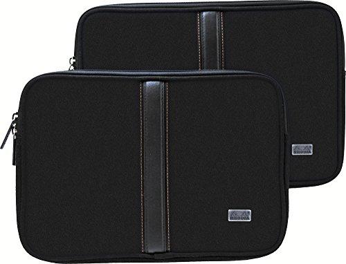 Rhodia 118151C ePure Reisetasche (klein, 45 x 27 x 19,5 cm) schwarz schwarz