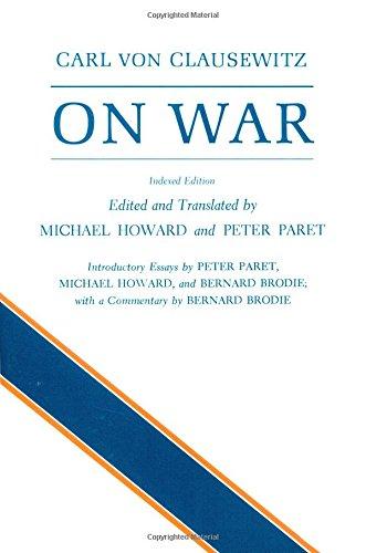 On War por Carl von Clausewitz