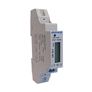 Stromzähler Elektrozähler Strom zähler Wattmeter Digitale 230V 5(40)A