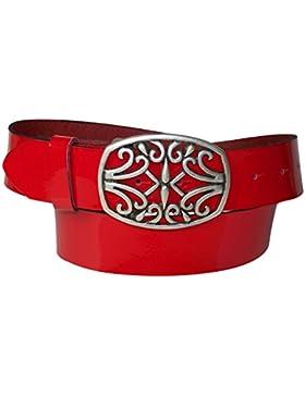 , Talla:cintura 90 cm, Color:esmalte rojo