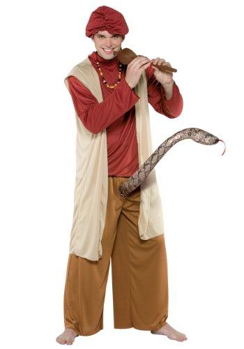 Rasta Imposta Schlangenbeschwörer Kostüm für Den ()